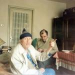 Petre Țuțea si Ion Coja