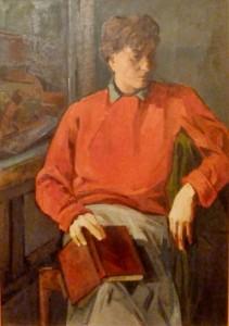 Spiru Chintilă - Portretul Simonei Vasiliu Chintilă