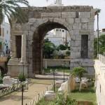Marcus Aurelius Arc Tripoli, Libya