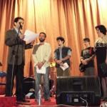 Înmânarea Diplomei domnului Virgil Andronescu, organizatorul evenimentului