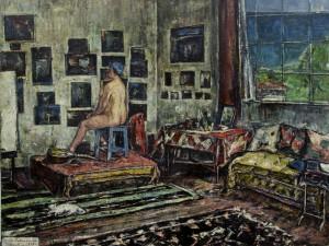 Gheorghe Petrașcu, Atelierul din Târgoviște