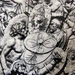Trifoiul cu patru foi sau Norocosul este cunoscut ca simbol regal, aflat pe scutul lui Decebal de pe Columna lui Traian de la Roma