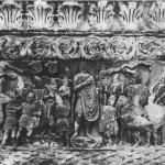 Arcul lui Galerius din Salonic-  Chipuri de daci