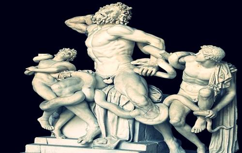 Laocoon și fiii săi este un grup statuar grec, aparținând perioadei elenistice, mai precis secolului I î.Hr (sau sec I d.Hr.).
