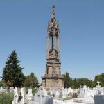 """Monumentul """"Francisc I eroilor care au apărat cetatea Timișoara în anul 1849"""""""